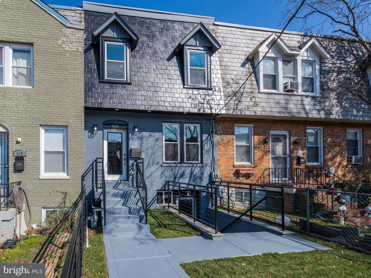 Single Family Home for Sale at 925 Delafield Pl Nw 925 Delafield Pl Nw Washington, District Of Columbia 20011 United States