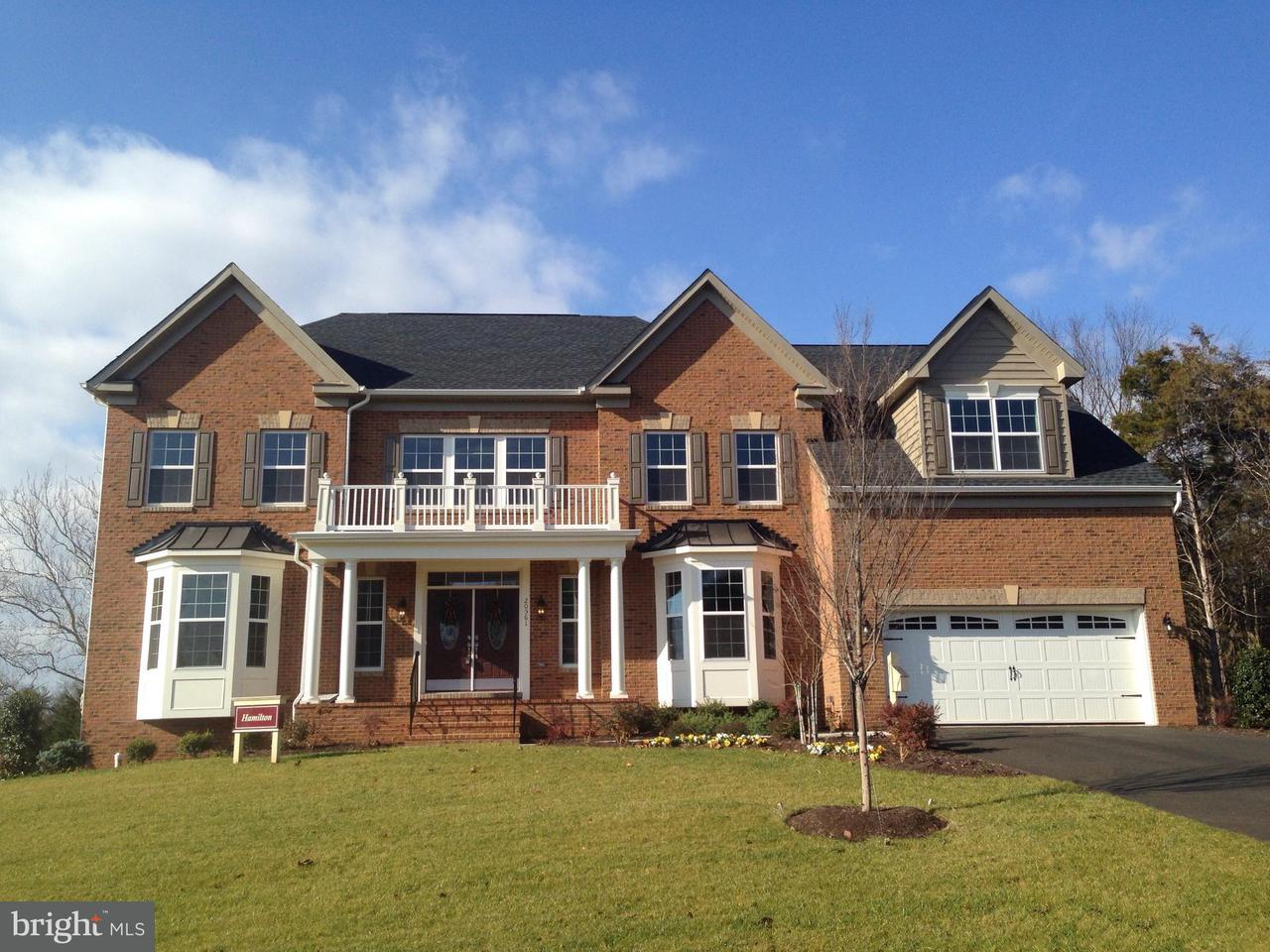 Single Family Home for Sale at 7751 Lions Gate Ct #4 7751 Lions Gate Ct #4 Falls Church, Virginia 22043 United States