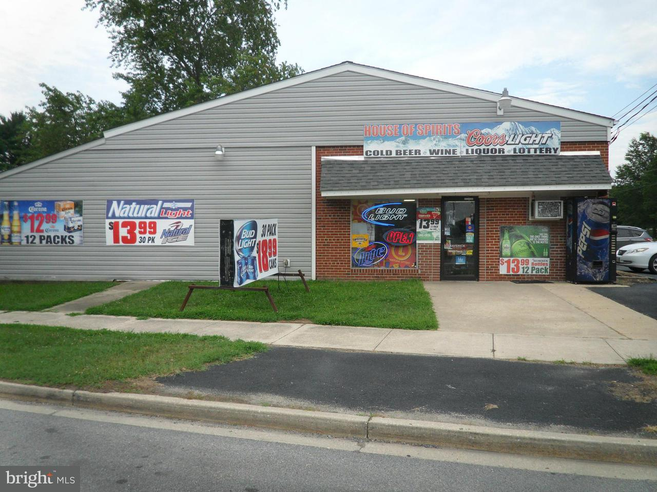 Commercial for Sale at 2 Central Ave Ridgely, Maryland 21660 United States