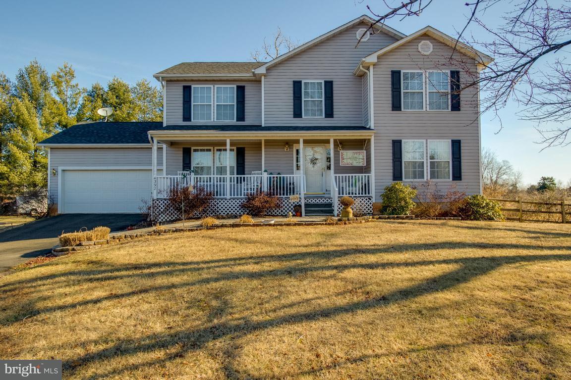 Einfamilienhaus für Verkauf beim 4392 Dumfries Road 4392 Dumfries Road Catlett, Virginia 20119 Vereinigte Staaten