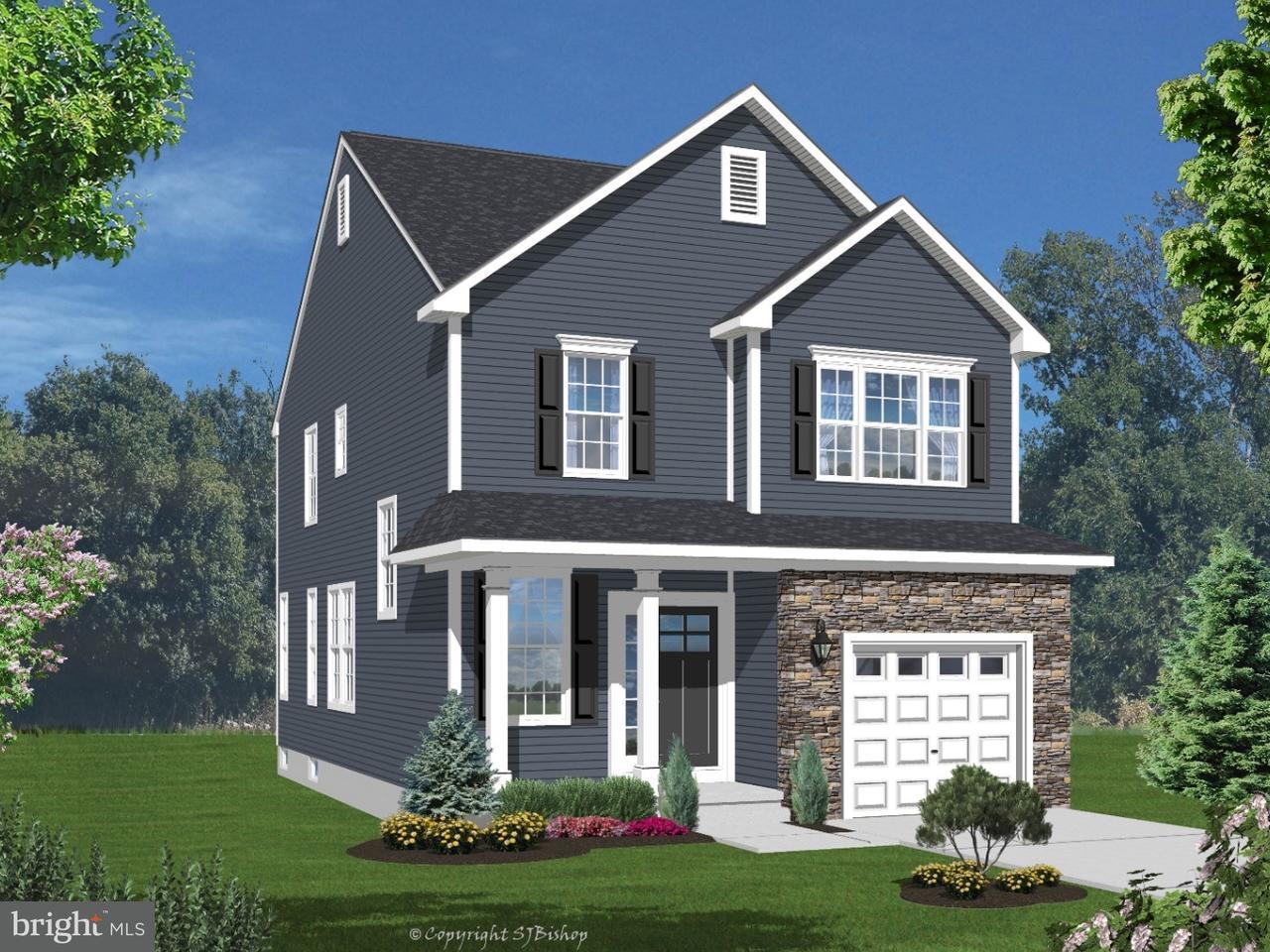 Einfamilienhaus für Verkauf beim 318 KINGSTON Avenue Barrington, New Jersey 08007 Vereinigte Staaten