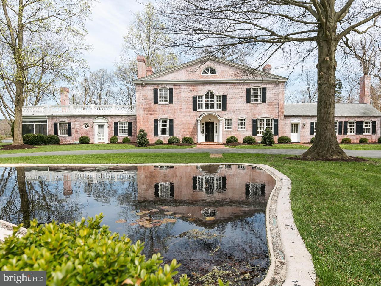 Casa Unifamiliar por un Venta en 28348 Old Country Club Road 28348 Old Country Club Road Easton, Maryland 21601 Estados Unidos