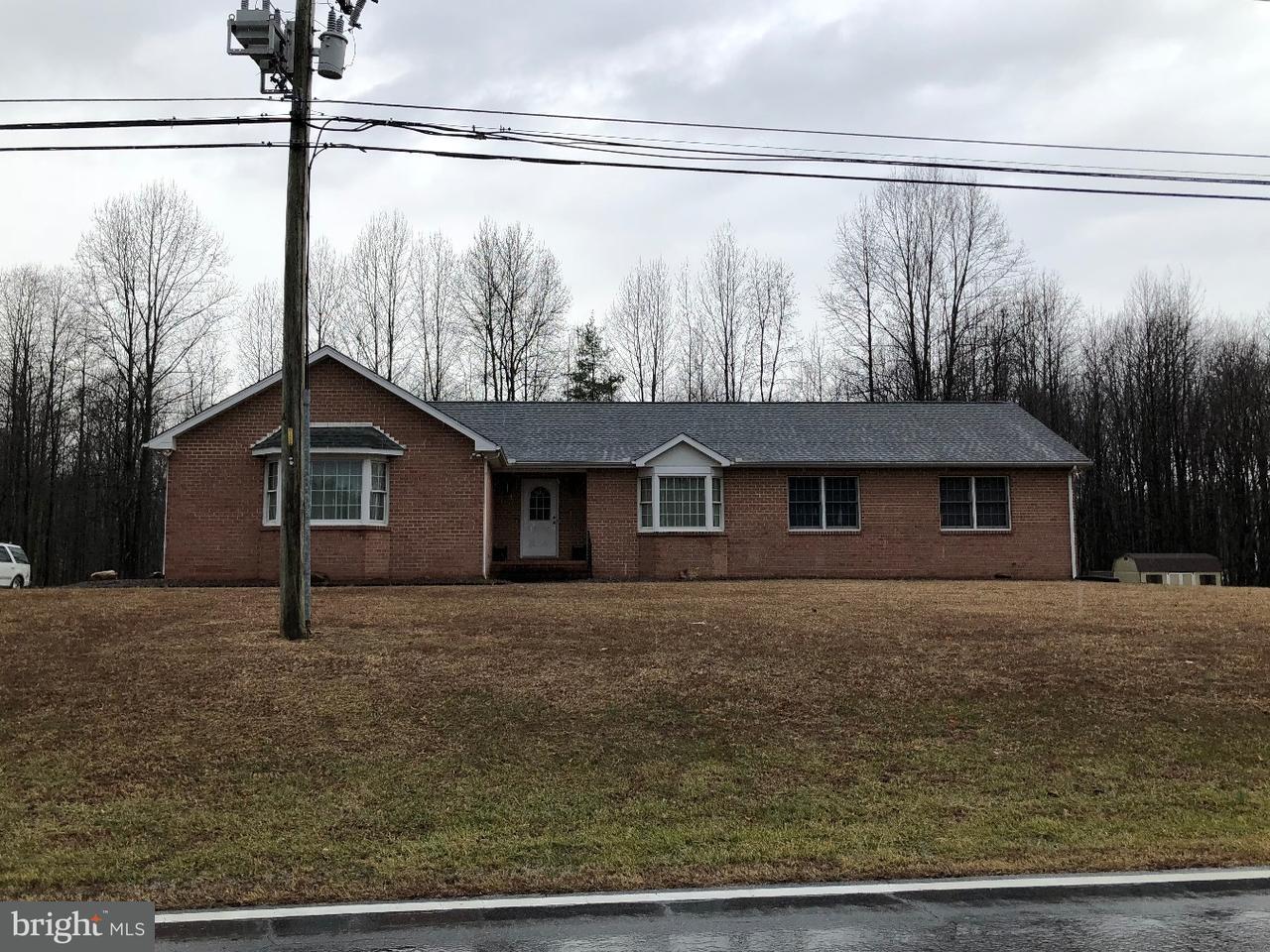 独户住宅 为 出租 在 5917 PEARSONS CORNER Road 多佛, 特拉华州 19904 美国