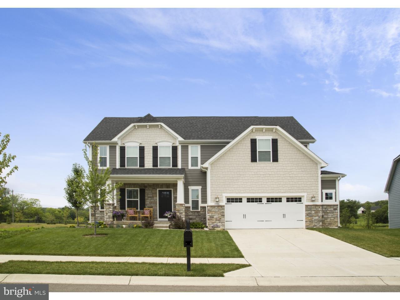 独户住宅 为 销售 在 3 PEAR TREE Court Delran, 新泽西州 08075 美国