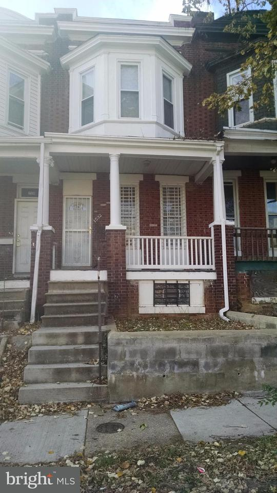 Other Residential for Rent at 1532 Ellamont St Baltimore, Maryland 21216 United States