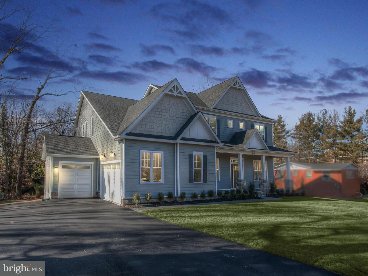 Single Family Home for Sale at 4028 Whitacre Road 4028 Whitacre Road Fairfax, Virginia 22032 United States
