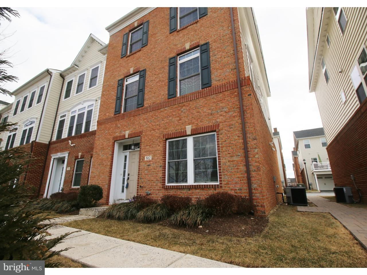 Townhouse for Rent at 512 RAYMOND DR #7 West Chester, Pennsylvania 19380 United States