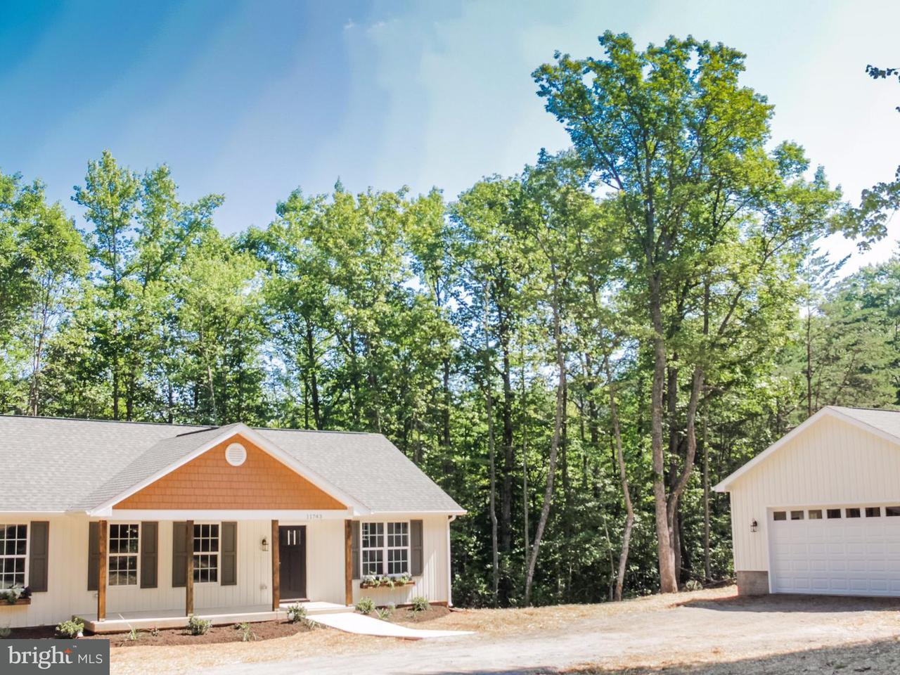 Single Family for Sale at Peace And Quiet Reva, Virginia 22735 United States