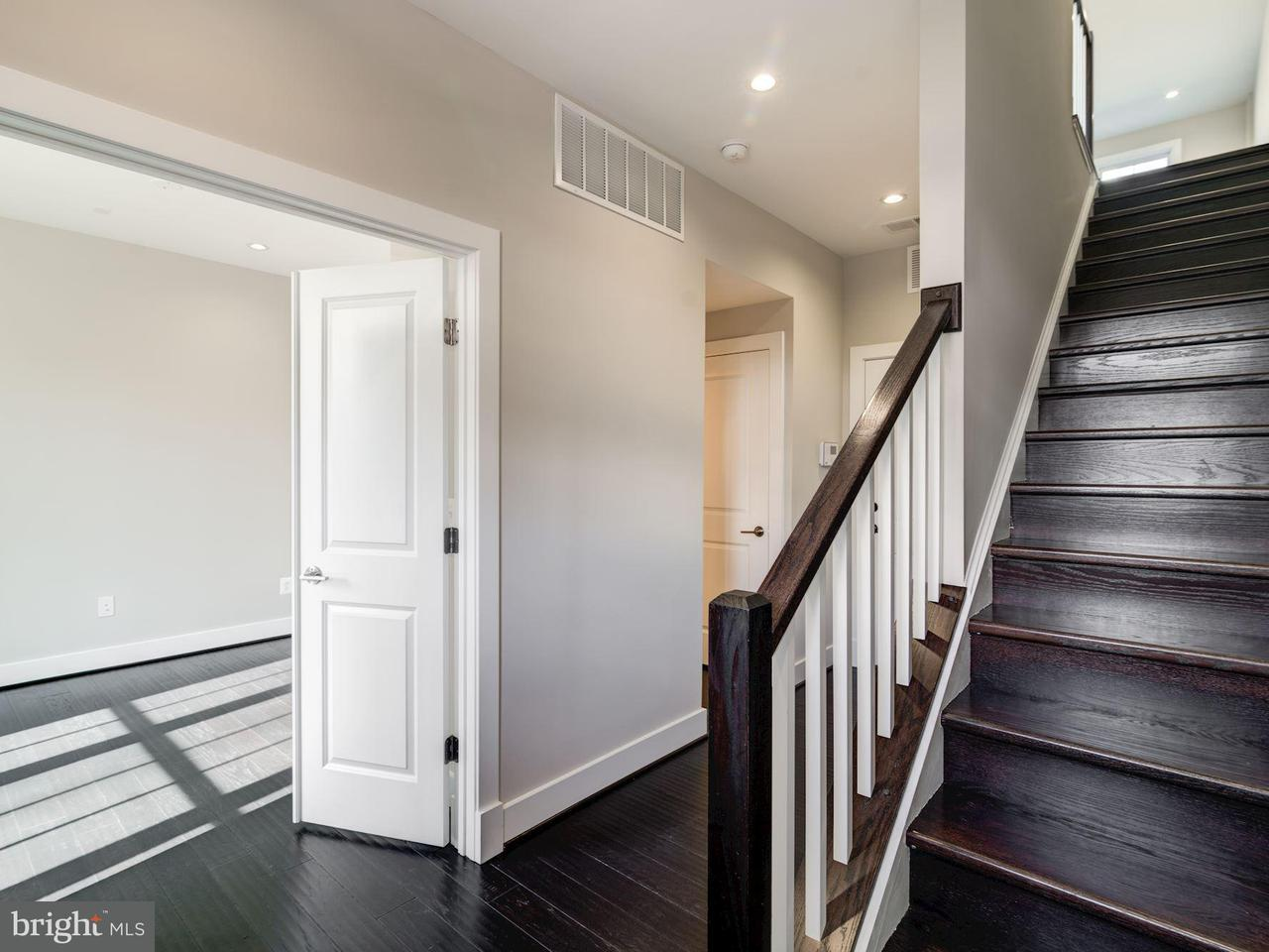 Townhouse for Sale at 1323 Wilkes. St S 1323 Wilkes. St S Alexandria, Virginia 22314 United States