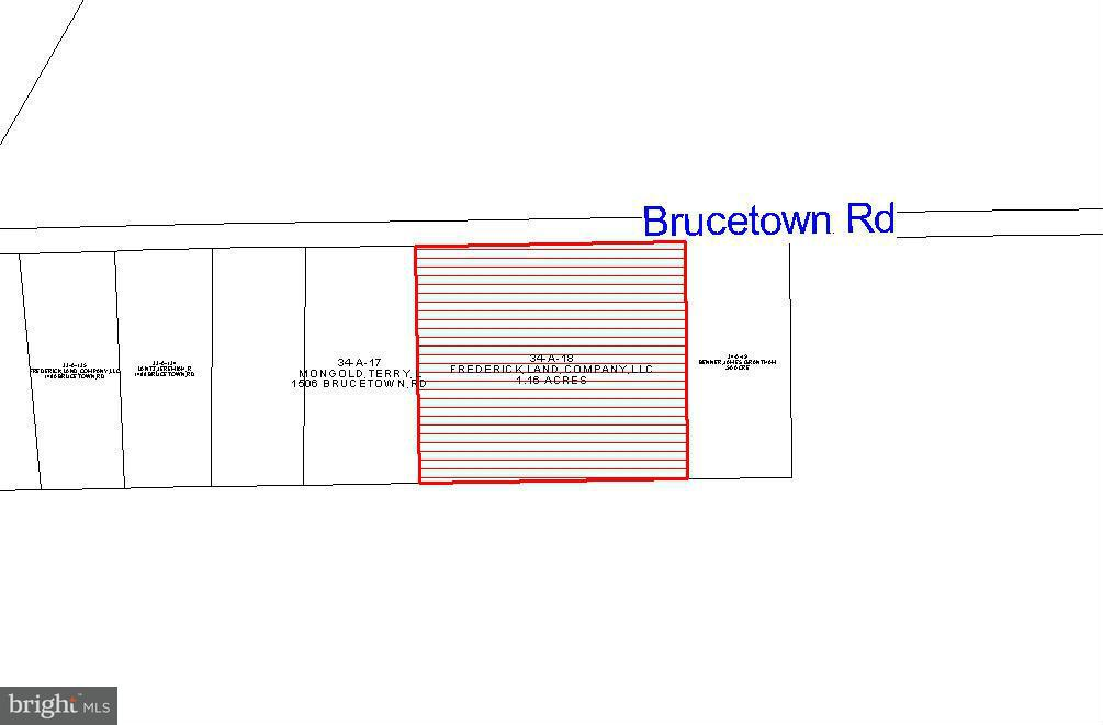 Land for Sale at 1508 Brucetown Rd Clear Brook, Virginia 22624 United States