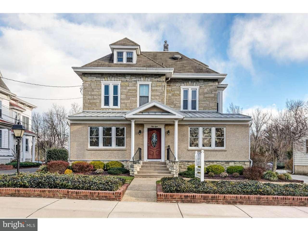 Maison unifamiliale pour l Vente à 58 EUCLID Street Woodbury, New Jersey 08096 États-Unis