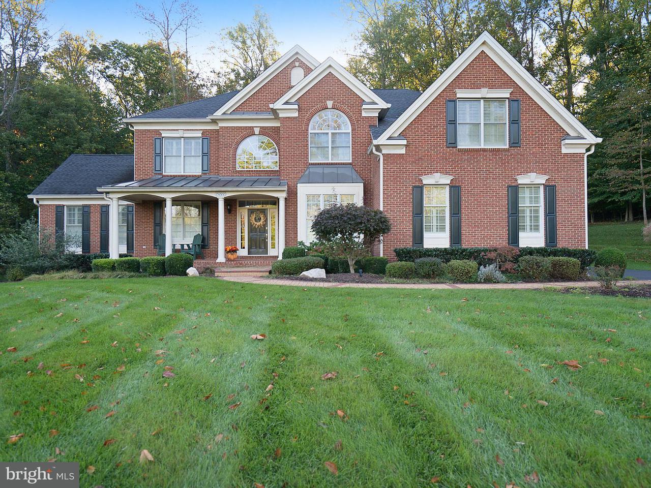 단독 가정 주택 용 매매 에 15222 Pavlo Place 15222 Pavlo Place Waterford, 버지니아 20197 미국