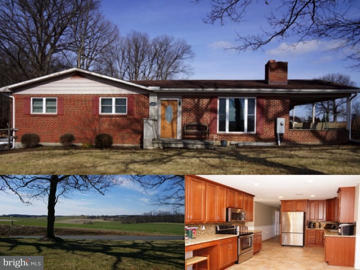 Single Family for Sale at 11019 Keymar Rd Woodsboro, Maryland 21798 United States
