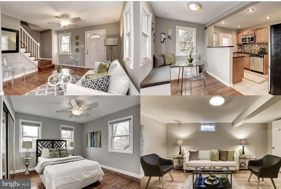 Doppelhaus für Verkauf beim 2315 Victory Drive 2315 Victory Drive Alexandria, Virginia 22303 Vereinigte Staaten