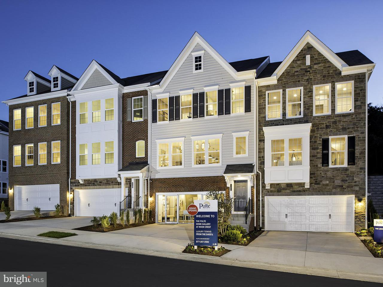 Townhouse for Sale at 19975 Abram Ter 19975 Abram Ter Ashburn, Virginia 20147 United States
