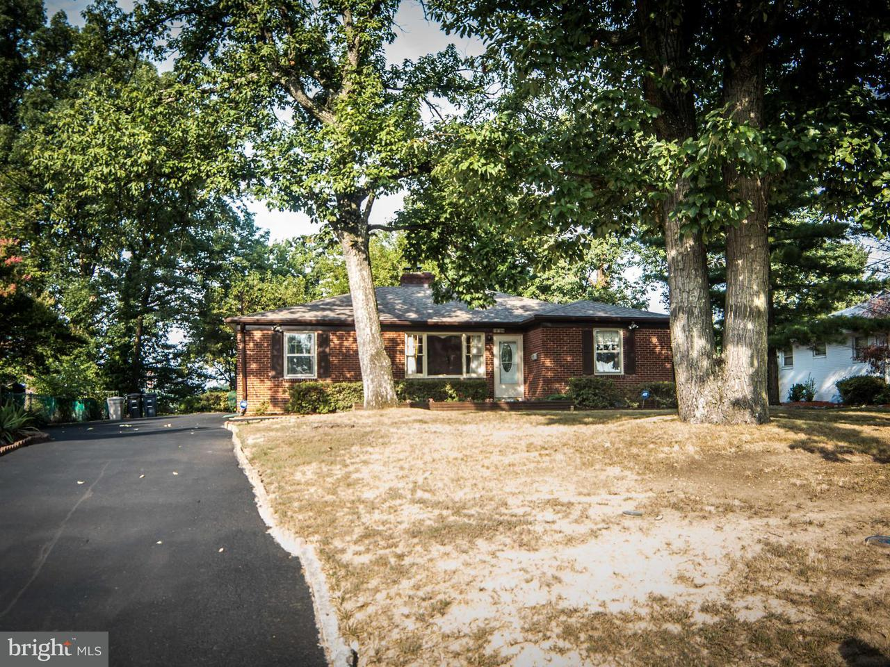 Single Family for Sale at 10126 Riggs Rd Adelphi, Maryland 20783 United States