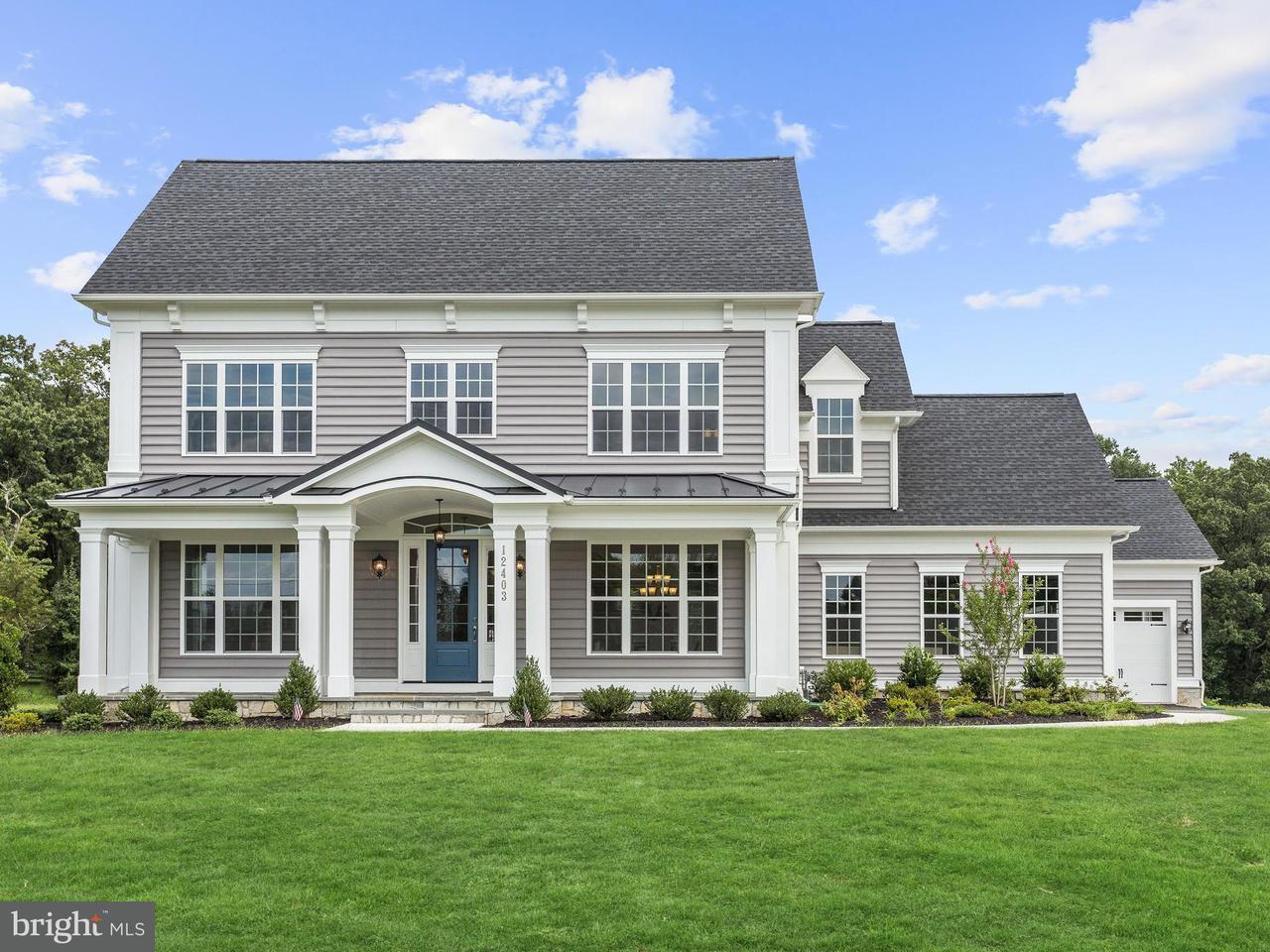 Casa Unifamiliar por un Venta en 12403 All Daughters Lane 12403 All Daughters Lane Highland, Maryland 20777 Estados Unidos