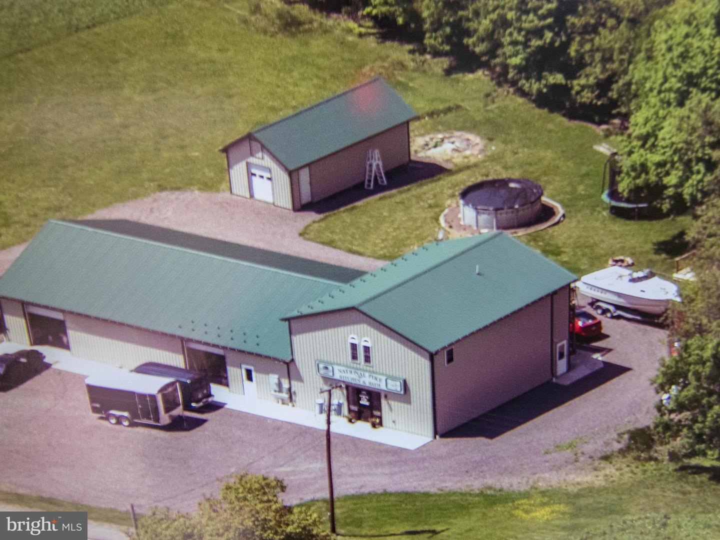 Commercial for Sale at 11563 National Pike Grantsville, Maryland 21536 United States