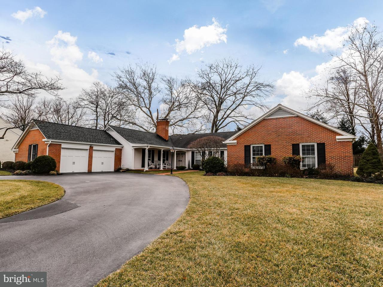 Single Family Home for Sale at 466 Old Orchard Circle 466 Old Orchard Circle Millersville, Maryland 21108 United States