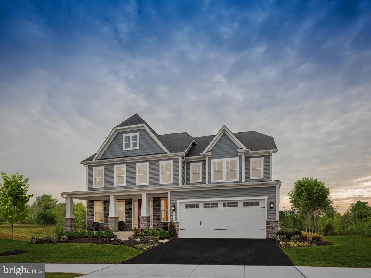 Single Family Home for Sale at Dahlia Manor Place Dahlia Manor Place Aldie, Virginia 20105 United States