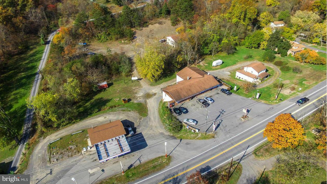 Commercial for Sale at 0 Route 1 Box 56 Route 28 Ridgeley, West Virginia 26753 United States