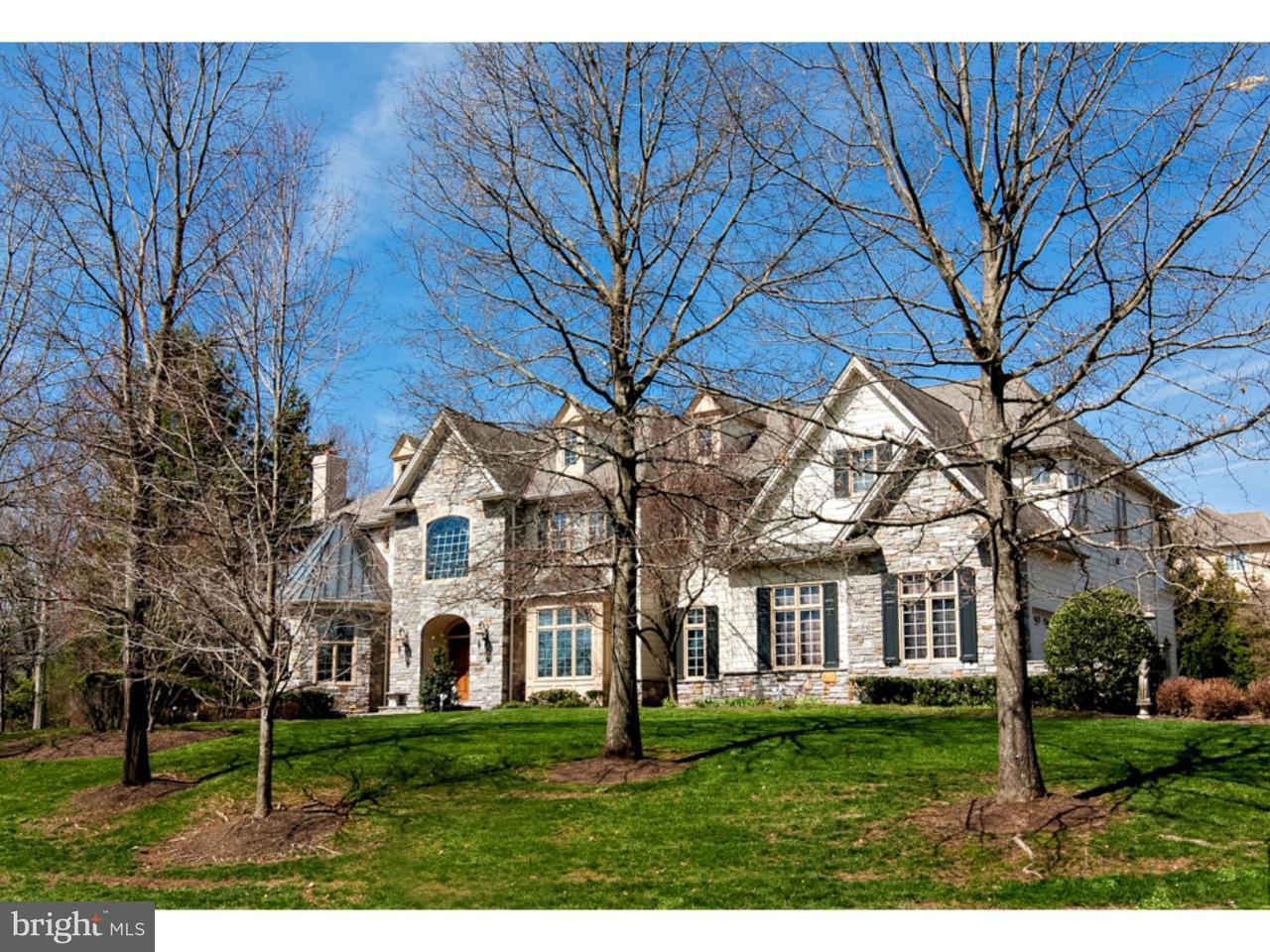 Single Family Home for Sale at 801 S PENN OAK Road Ambler, Pennsylvania 19002 United States