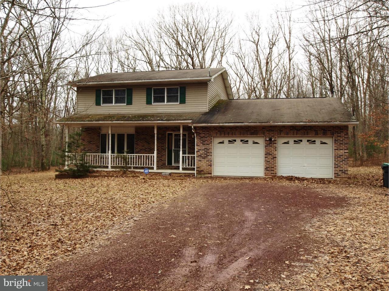 Частный односемейный дом для того Продажа на 121 BLUE MOUNTAIN Court Palmerton, Пенсильвания 18058 Соединенные Штаты