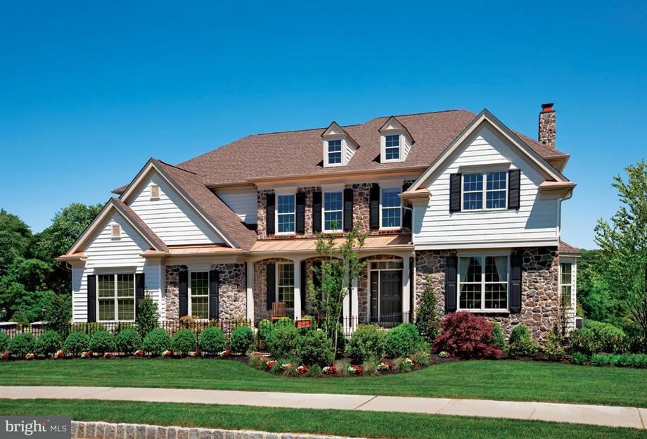 Частный односемейный дом для того Продажа на 2 Woodtop Way 2 Woodtop Way Bel Air, Мэриленд 21015 Соединенные Штаты