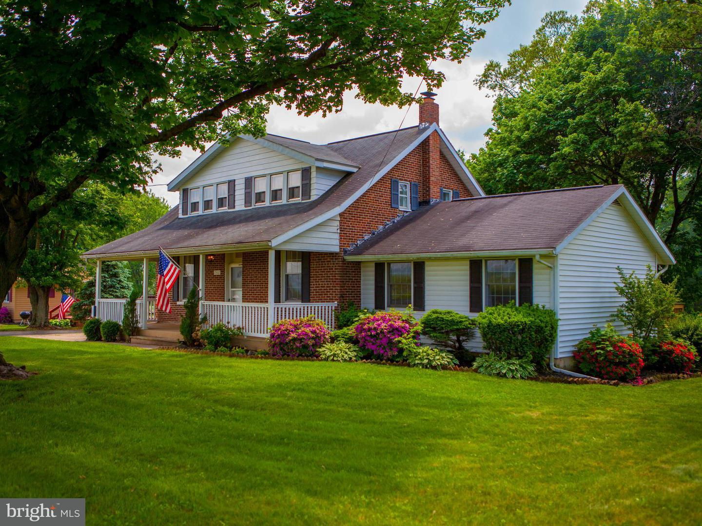 Single Family for Sale at 17407 Lappans Rd Fairplay, Maryland 21733 United States
