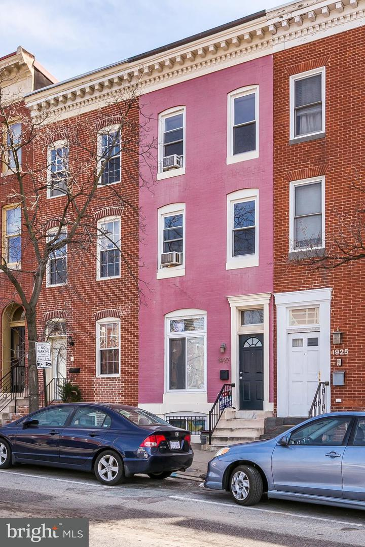 Other Residential for Sale at 1927 Baltimore St E Baltimore, Maryland 21231 United States