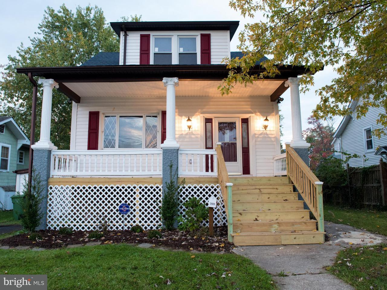 Single Family for Sale at 2909 Christopher Ave Baltimore, Maryland 21214 United States
