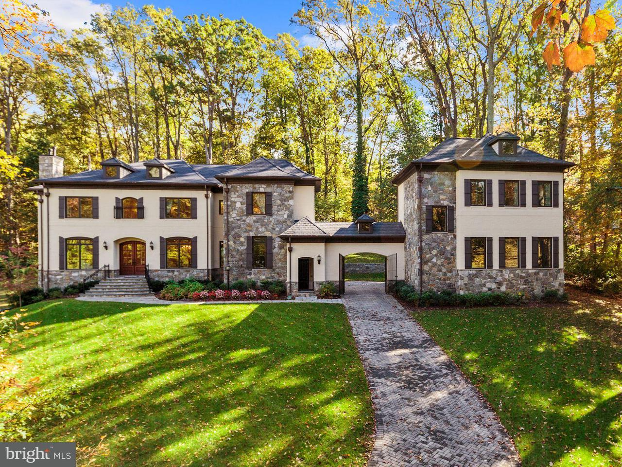 Single Family for Sale at 8747 Brook Rd McLean, Virginia 22102 United States