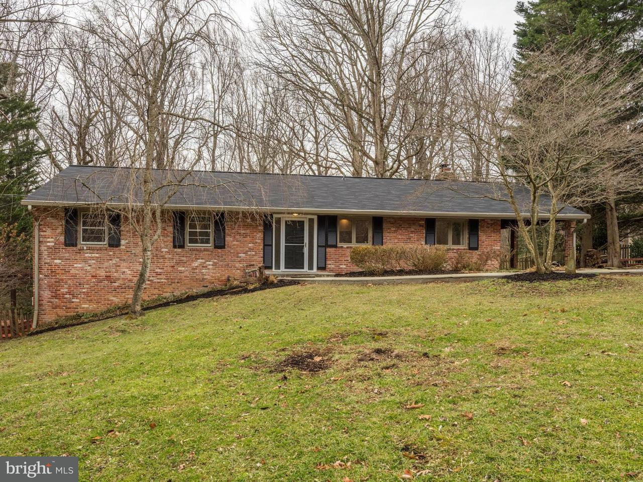 Single Family Home for Sale at 9127 Weant Drive 9127 Weant Drive Great Falls, Virginia 22066 United States