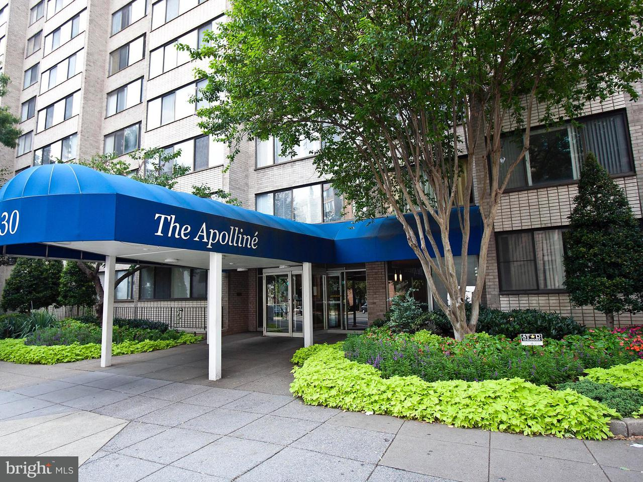 Condominium for Sale at 1330 New Hampshire Ave NW #625 Washington, District Of Columbia 20036 United States