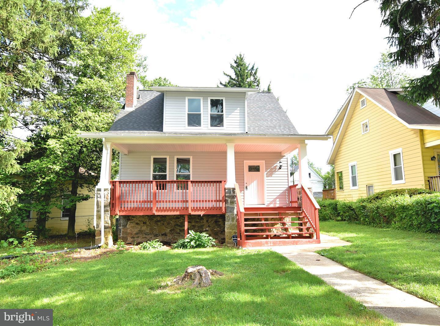 Single Family for Sale at 5203 Fernpark Ave Baltimore, Maryland 21207 United States