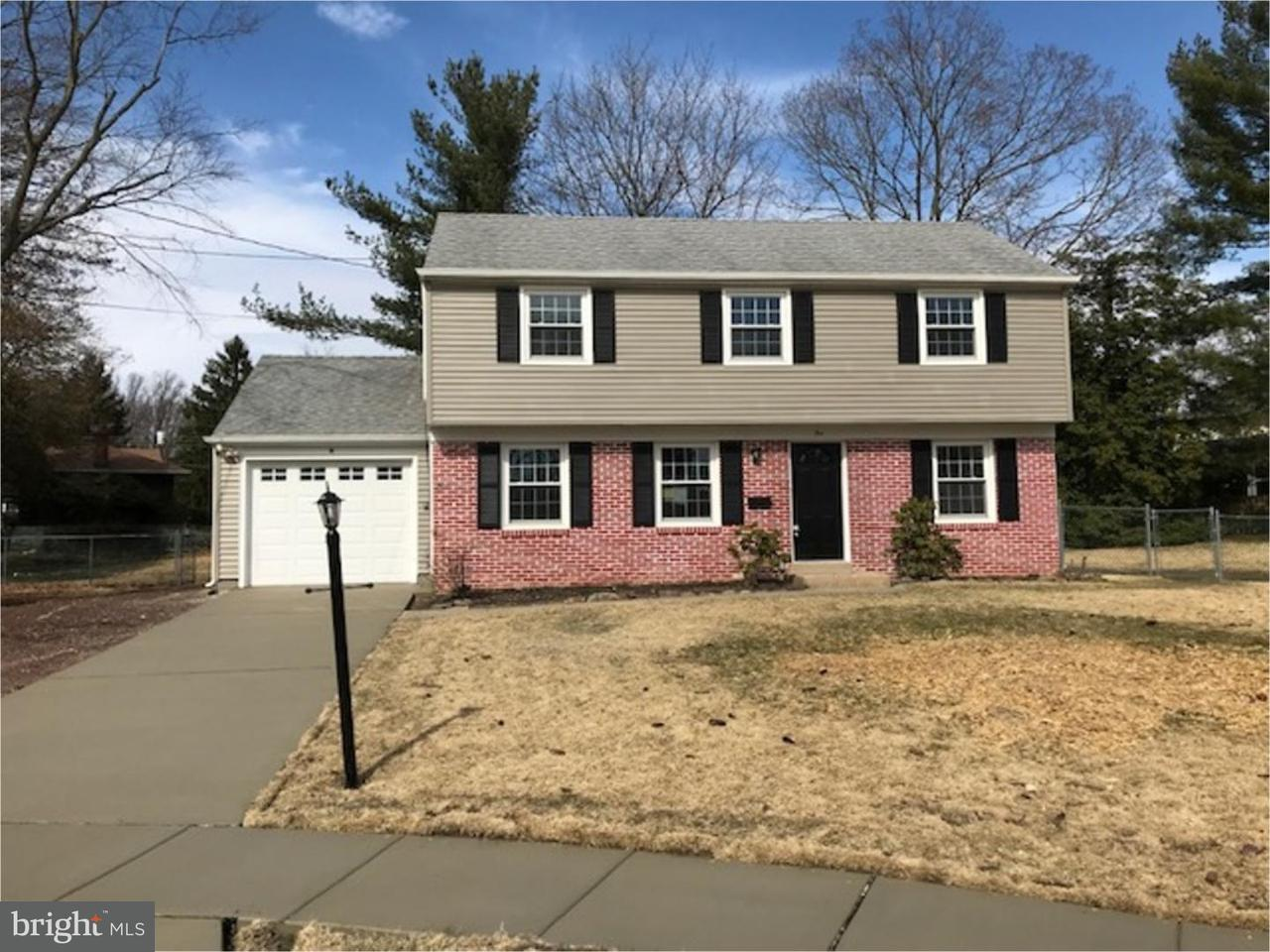 Single Family Home for Sale at 10 LONGWOOD Court Stratford, New Jersey 08084 United States