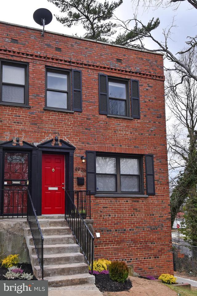 Single Family for Sale at 4926 Just St NE Washington, District Of Columbia 20019 United States