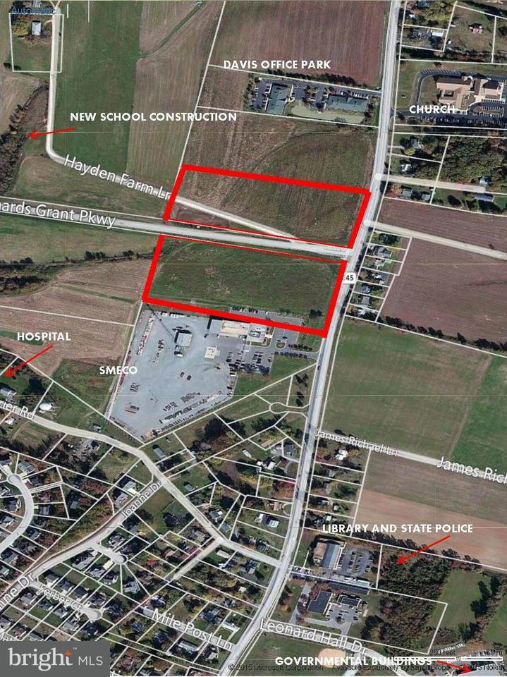 Land for Sale at Leonards Grant Parcel 2 Pkwy Leonardtown, Maryland 20650 United States