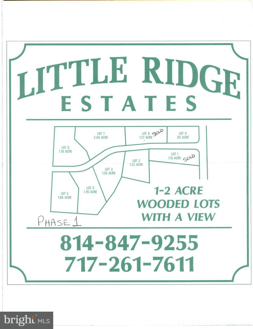 Land for Sale at Ridge Way Drive Everett, Pennsylvania 15537 United States