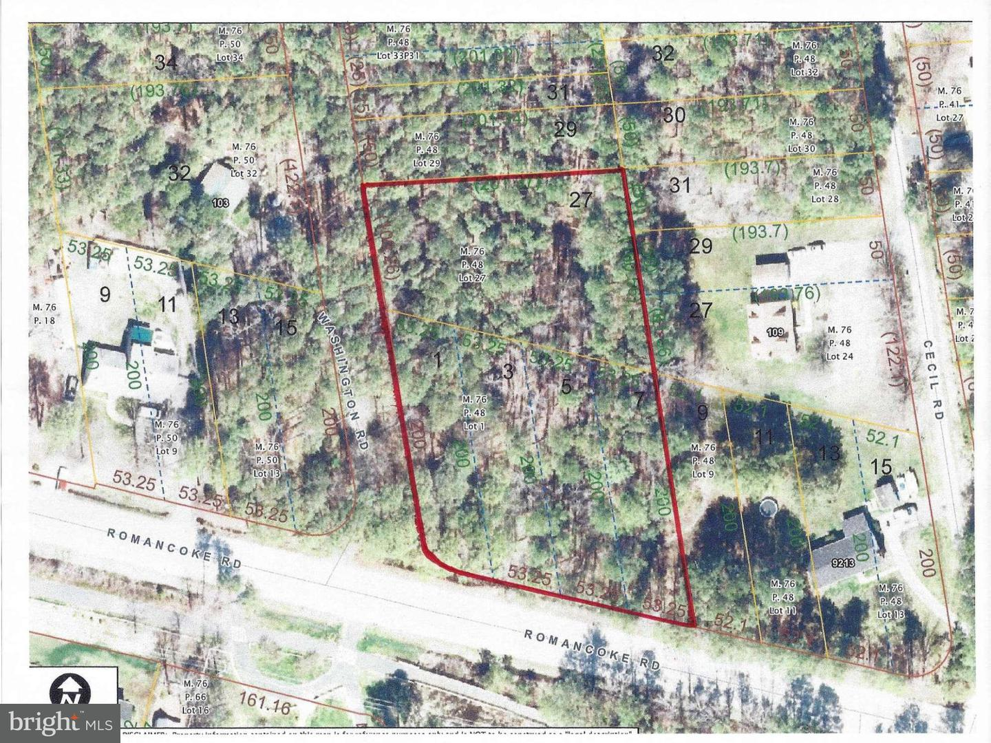 Land for Sale at Romancoke Rd Stevensville, Maryland 21666 United States