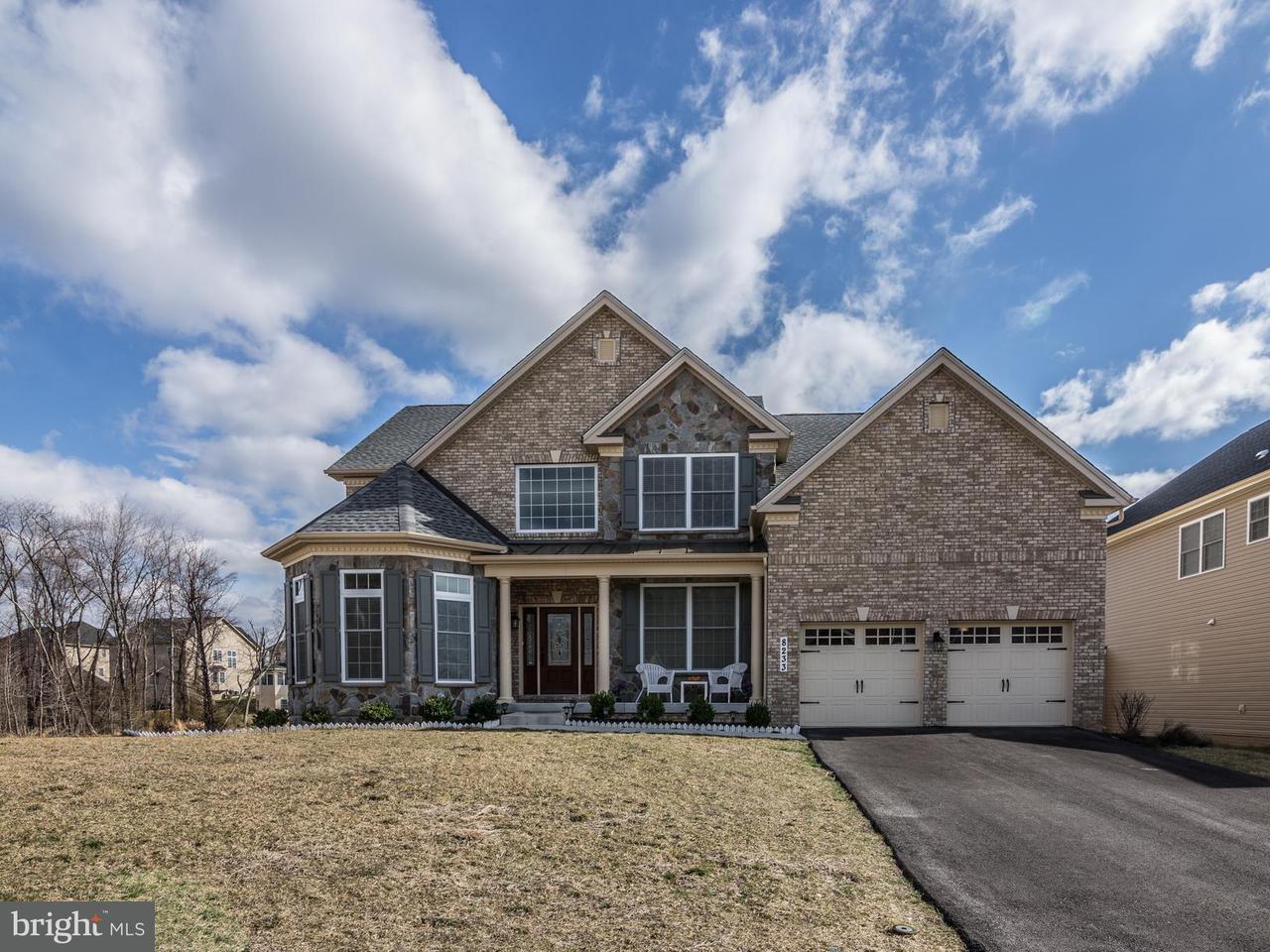 獨棟家庭住宅 為 出售 在 8233 Saint Francis Drive 8233 Saint Francis Drive Severn, 馬里蘭州 21144 美國