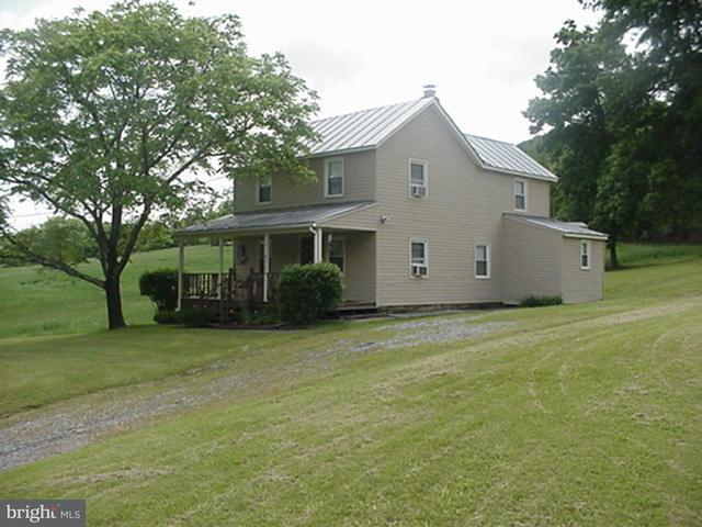 Farm for Sale at 4506 North Texas Rd Augusta, West Virginia 26704 United States