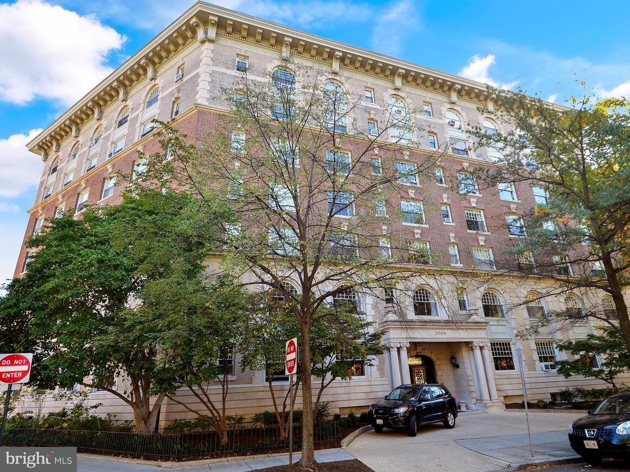 Condominium for Sale at 2039 New Hampshire Ave NW #608 Washington, District Of Columbia 20009 United States