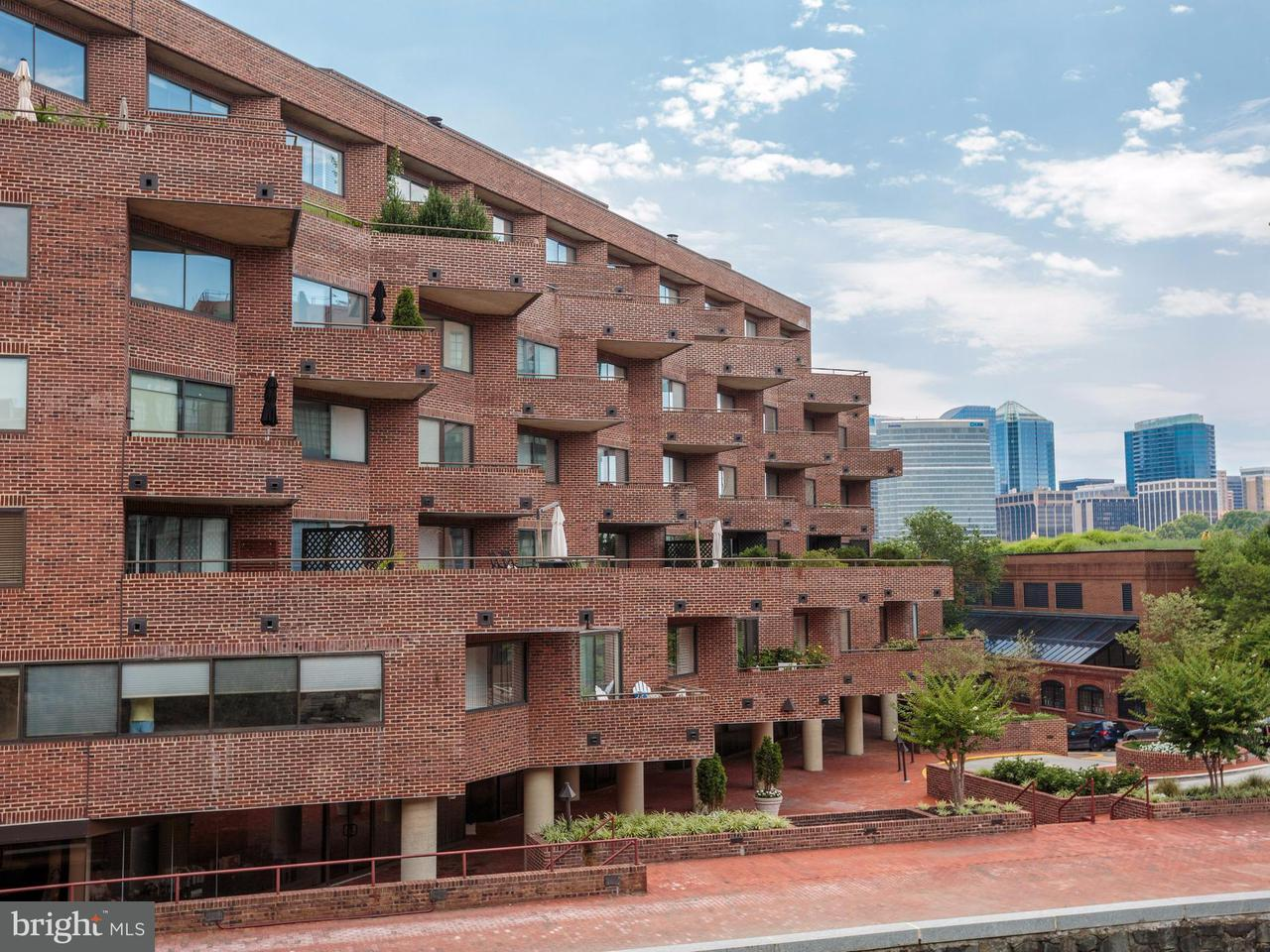 Condominium for Sale at 1015 33rd St NW #507 Washington, District Of Columbia 20007 United States