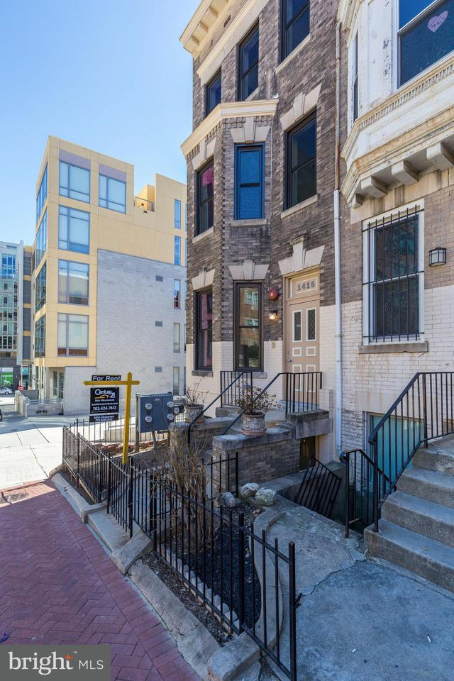 Other Residential for Rent at 1416 Belmont St NW #2 Washington, District Of Columbia 20009 United States