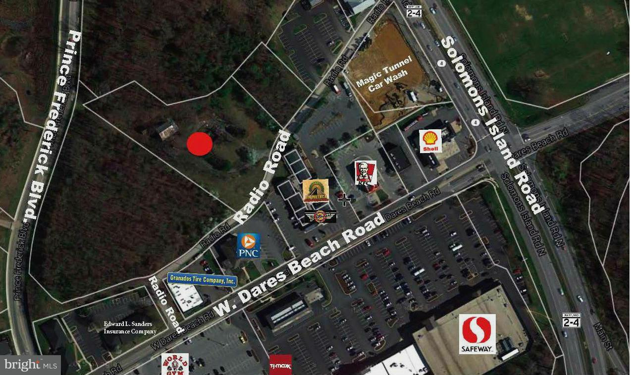 Commercial for Sale at 185 Radio Rd Prince Frederick, Maryland 20678 United States