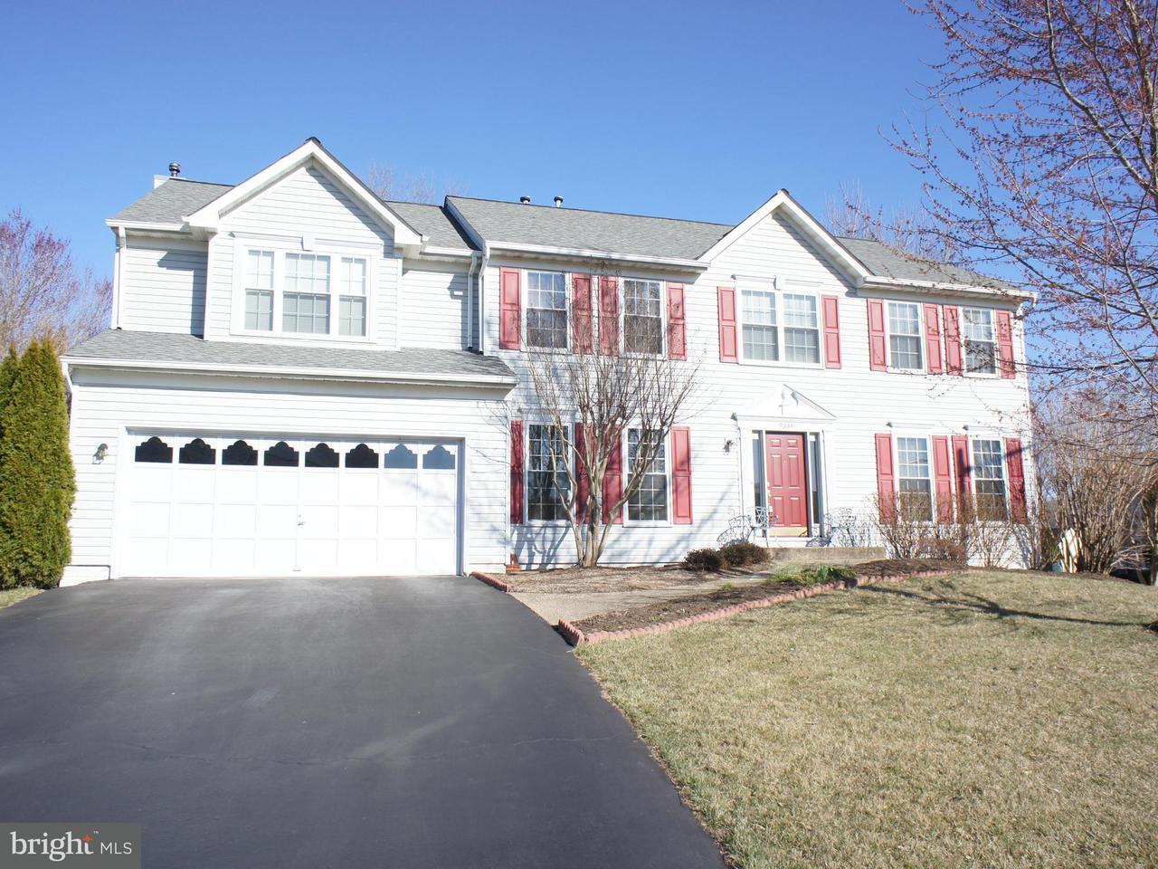 단독 가정 주택 용 매매 에 9334 Whitt Drive 9334 Whitt Drive Manassas Park, 버지니아 20111 미국