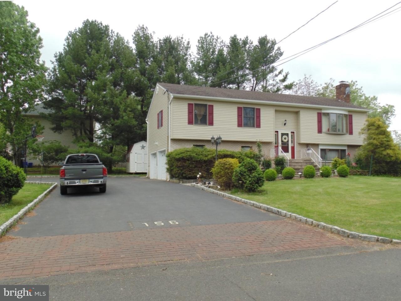 Частный односемейный дом для того Продажа на 156 WALNUT Avenue Somerset, Нью-Джерси 08873 Соединенные ШтатыВ/Около: Franklin Township