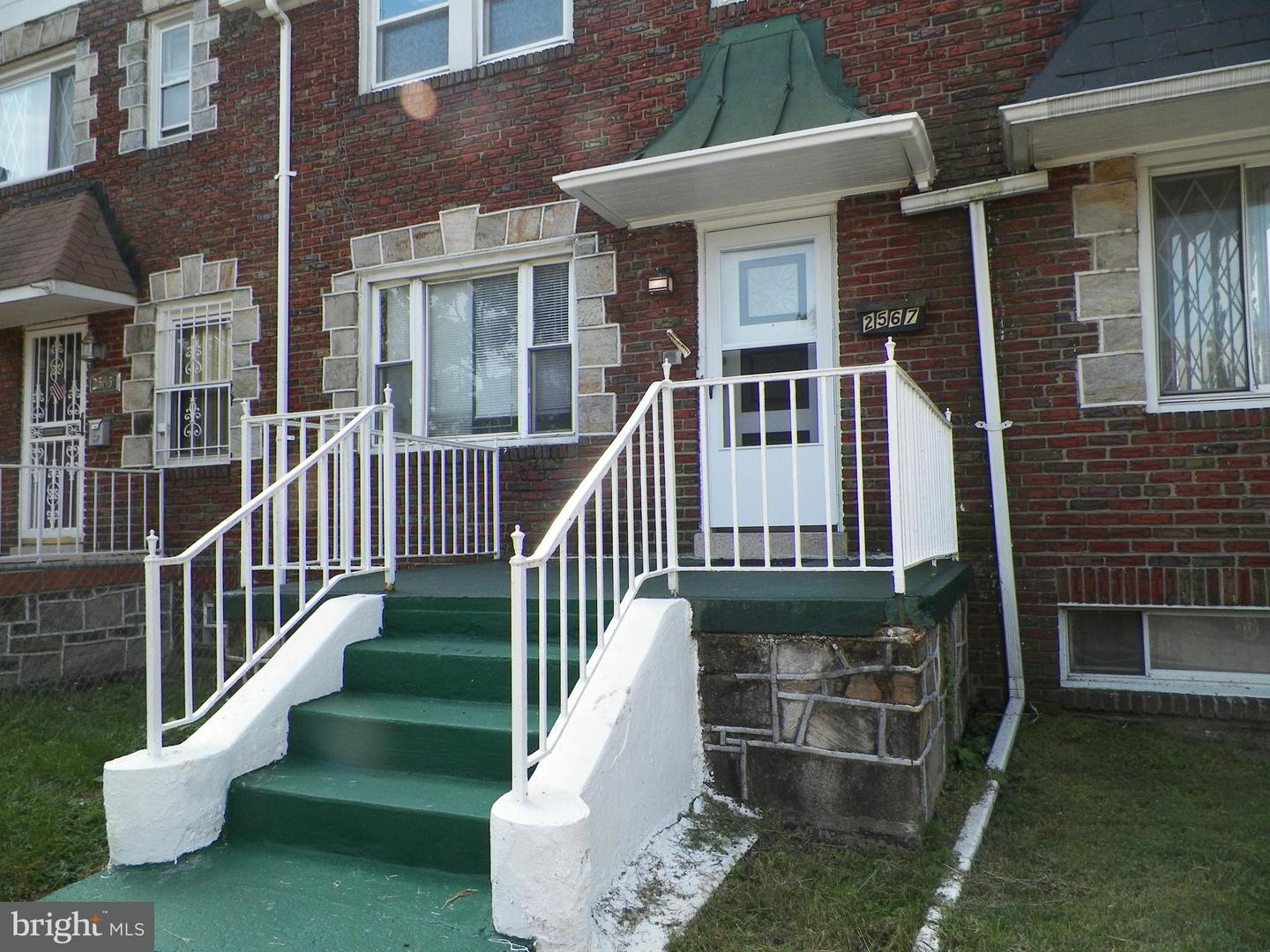 Single Family for Sale at 2567 Arunah Ave Baltimore, Maryland 21216 United States