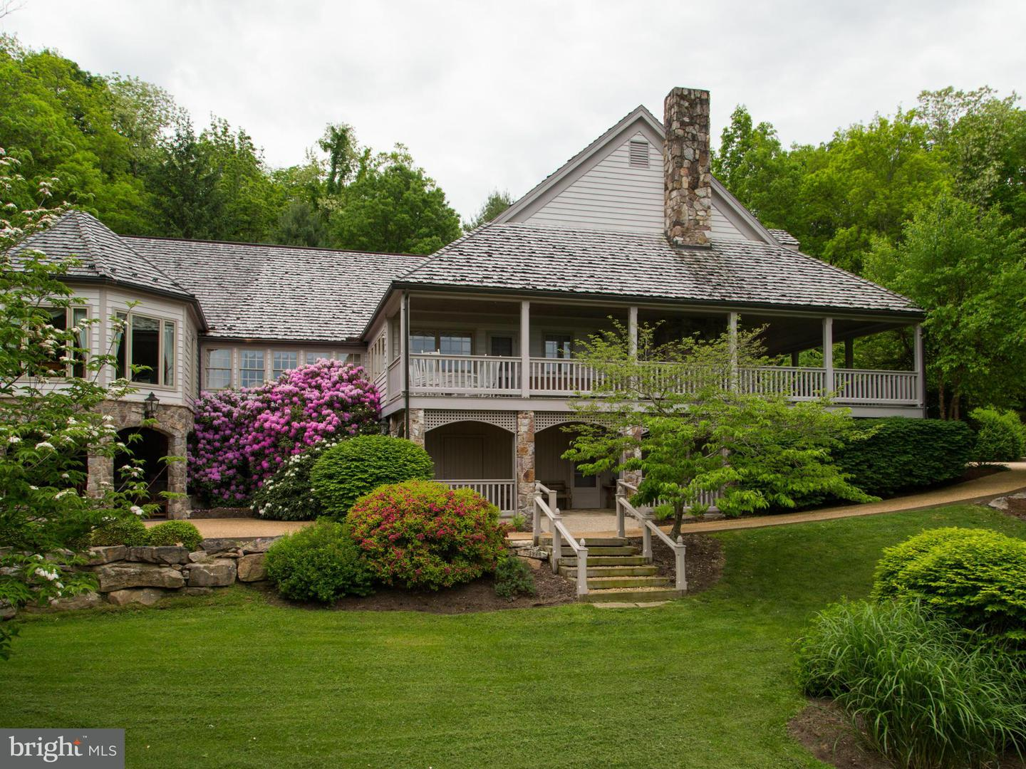 Farm for Sale at 229 Woodside Ln Warm Springs, Virginia 24484 United States